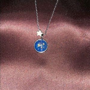 "HOTTOPIC ""Dreams"" Planet Necklace!!!"
